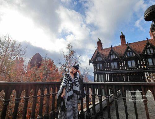 台灣最美城堡:老英格蘭莊園晝與夜、英式都鐸式建築浪漫雲端