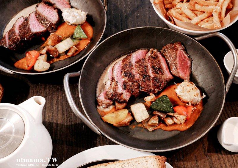 城咖 新竹美食 現切牛排 好吃牛排 精釀啤酒 美式餐廳
