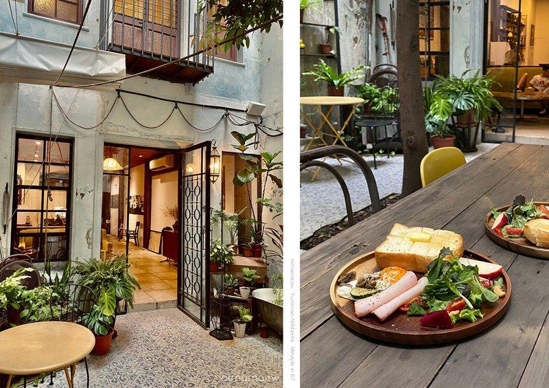 來了,就住一晚、台南住宿推薦、來了早午餐、來了早餐、台南景點