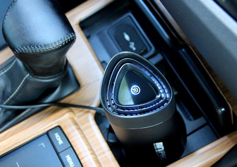 MiniPro微型電氣大師: 香氛負離子小空間空氣清淨機、淨化車內好清新~含HEPA濾網