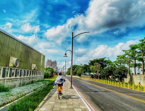 桃園也有藍眼淚?桃林鐵路路廊道騎單車、散步浪漫蓄光石星光步道、桃園新景點推薦