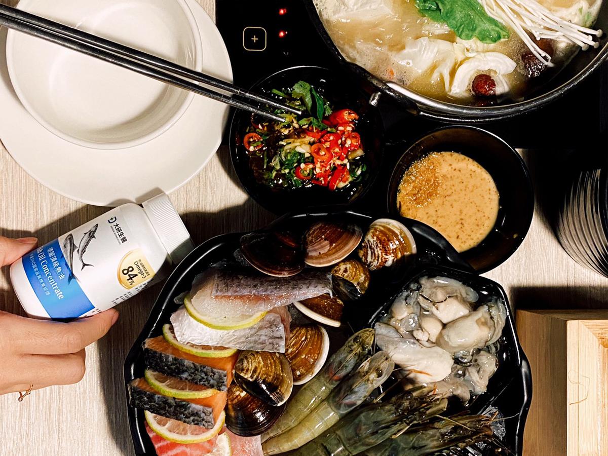 魚油的好壞關鍵就在Omega3的%數,高純度魚油推薦大研生醫、讓思緒靈活的生活配方