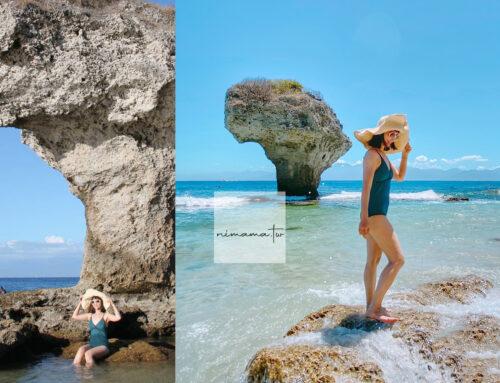 小琉球浮潛聖地「花瓶岩」吃古早味爆漿黑糖包看海龜